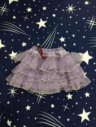 萬聖節🎃裝扮 淺紫色蓬蓬紗裙