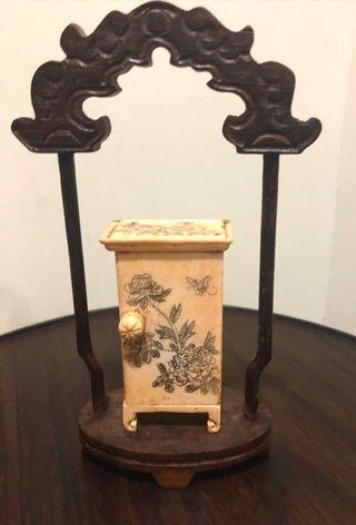 Vintage Chinese Ivory Home Decor