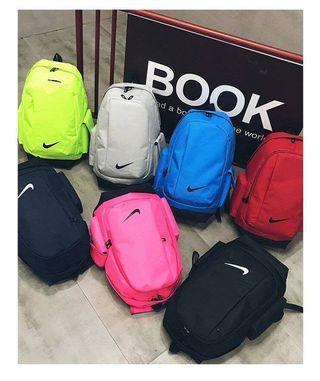全新現貨Nike男女雙肩包大容量背包學生書包登山包旅行包