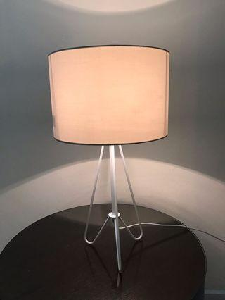 *New reduced price* Table Lamp Harvey norman lampu