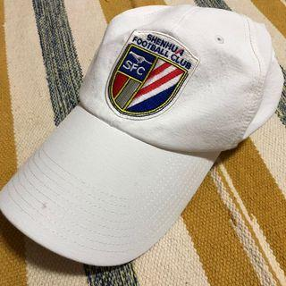 🔴Nike Shenhua SFC 鴨舌帽 遮陽帽 白色