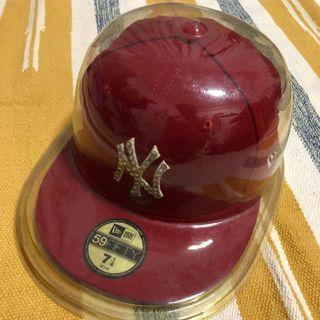 🔴New Era 紐約洋基 New York Yankees 紅色棒球帽 盒裝