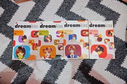 Komik Mini Seri Dream Kiss 1-4 END