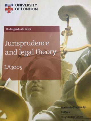 Jurisprudence UoL Subject Guide