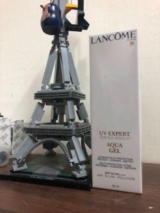 [香港帶回]蘭蔻 Lancôme UV EXPERT AQUA GEL SPF50 PA4++++ 蘭蔻超輕盈UV 水凝露50ml