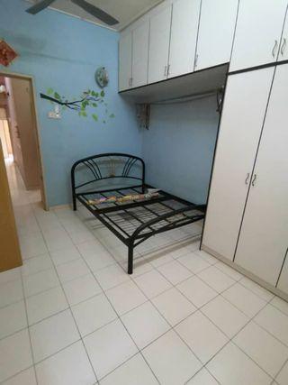 Townhouse U10 Puncak Perdana Near UiTM. Upper unit with kitchen cabinet