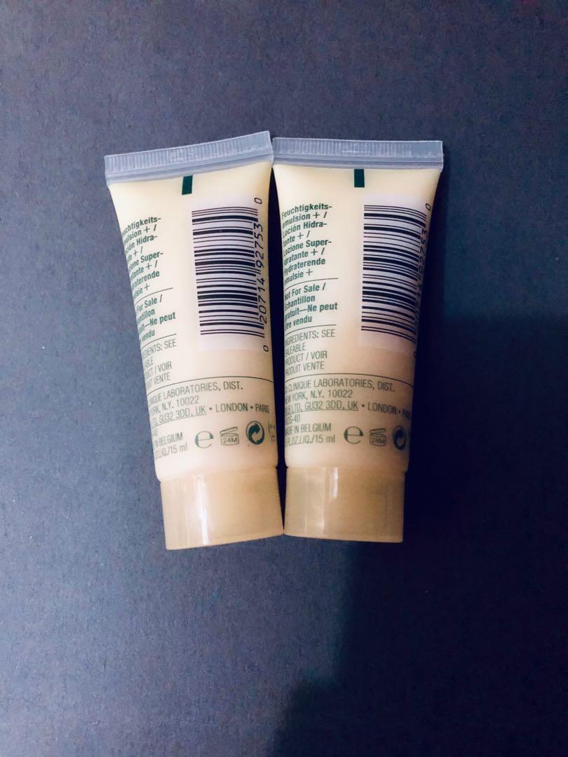 兩枝 Clinique 黃油 15ml