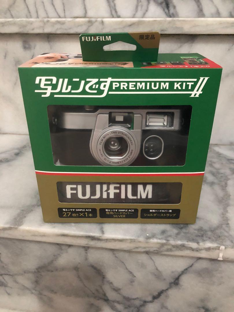 富士 Premium Kit ll 紀念版 即可拍 富士30週年 傻瓜相機