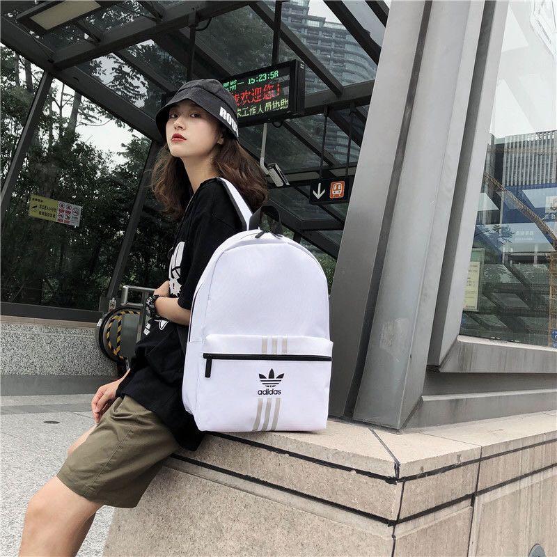 全新現貨Adidas三葉草雙肩包愛迪達背包學生書包休閒背包電腦包