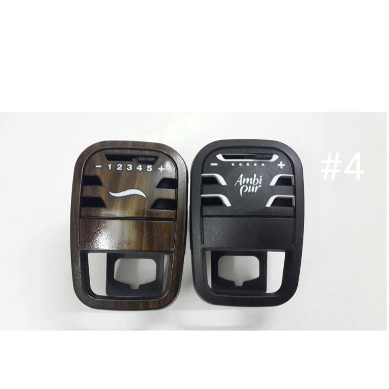 Ambipur Holder (After Tobacco - Brown, Normal - Black) #Betul2Free