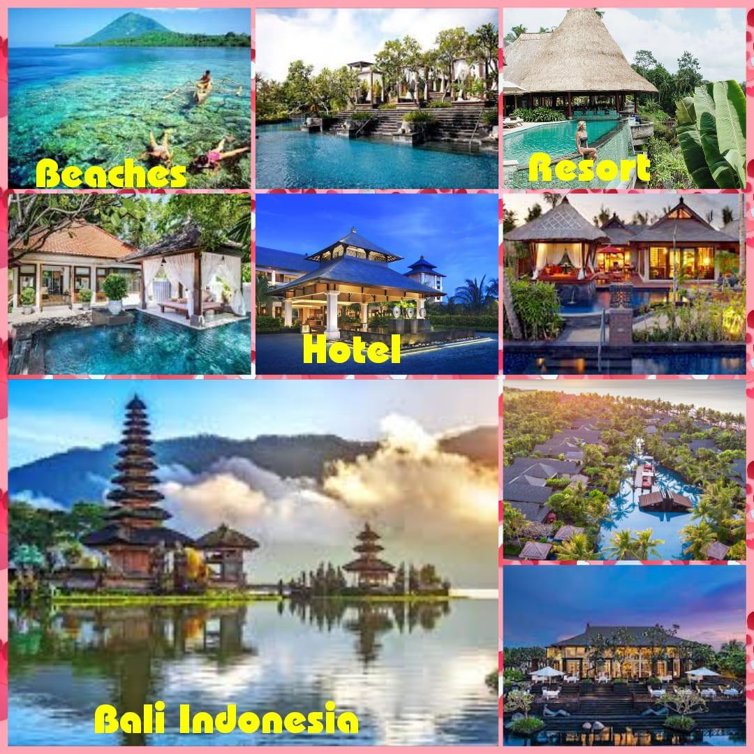 Bali Indonesia tour package deal