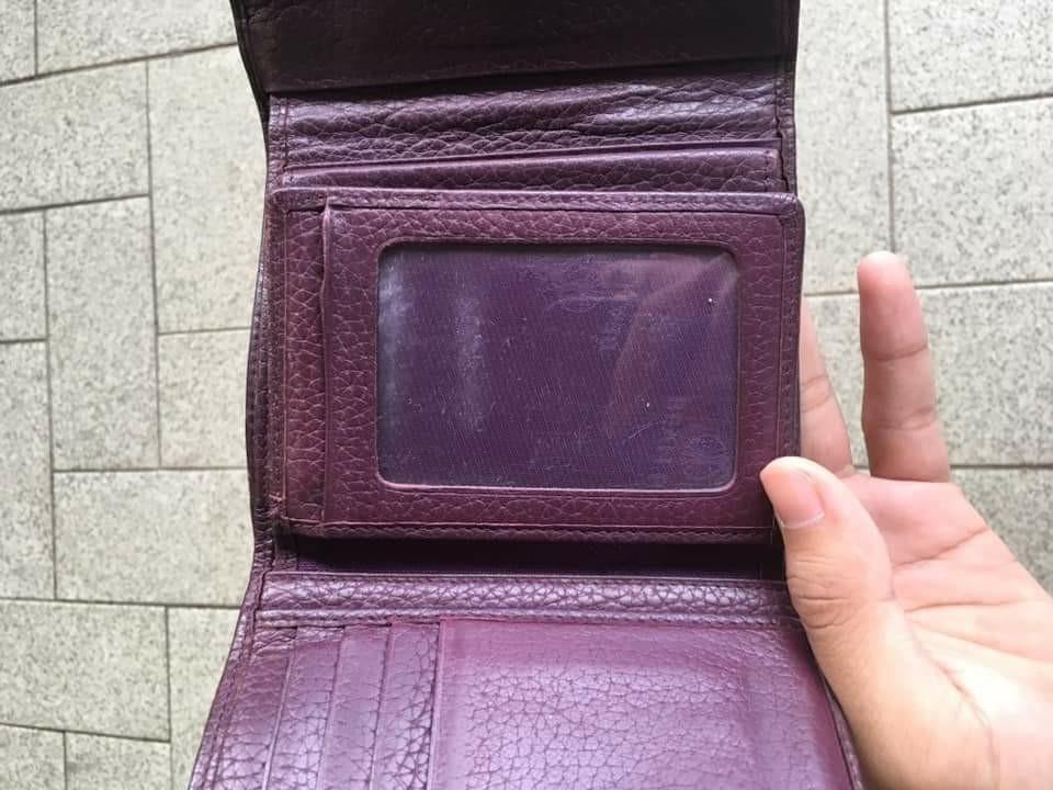 Bean Pole Wallet