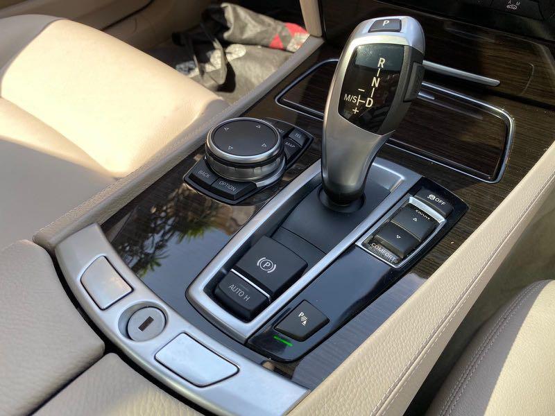 BMW 730LD 2014/2016