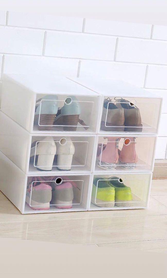 box kasut