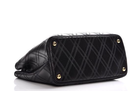 Brand new with receipt Prada double handle tote handbag