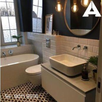 BTO En-suite Toilet Renovation