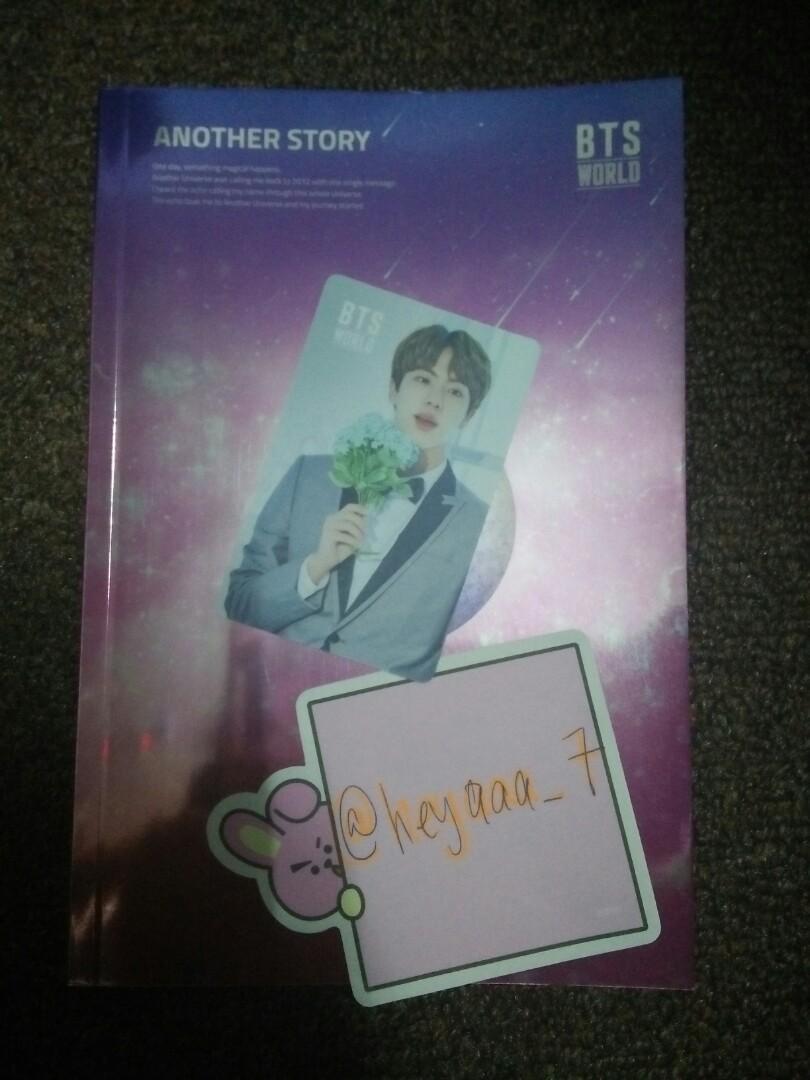 BTS World photobook