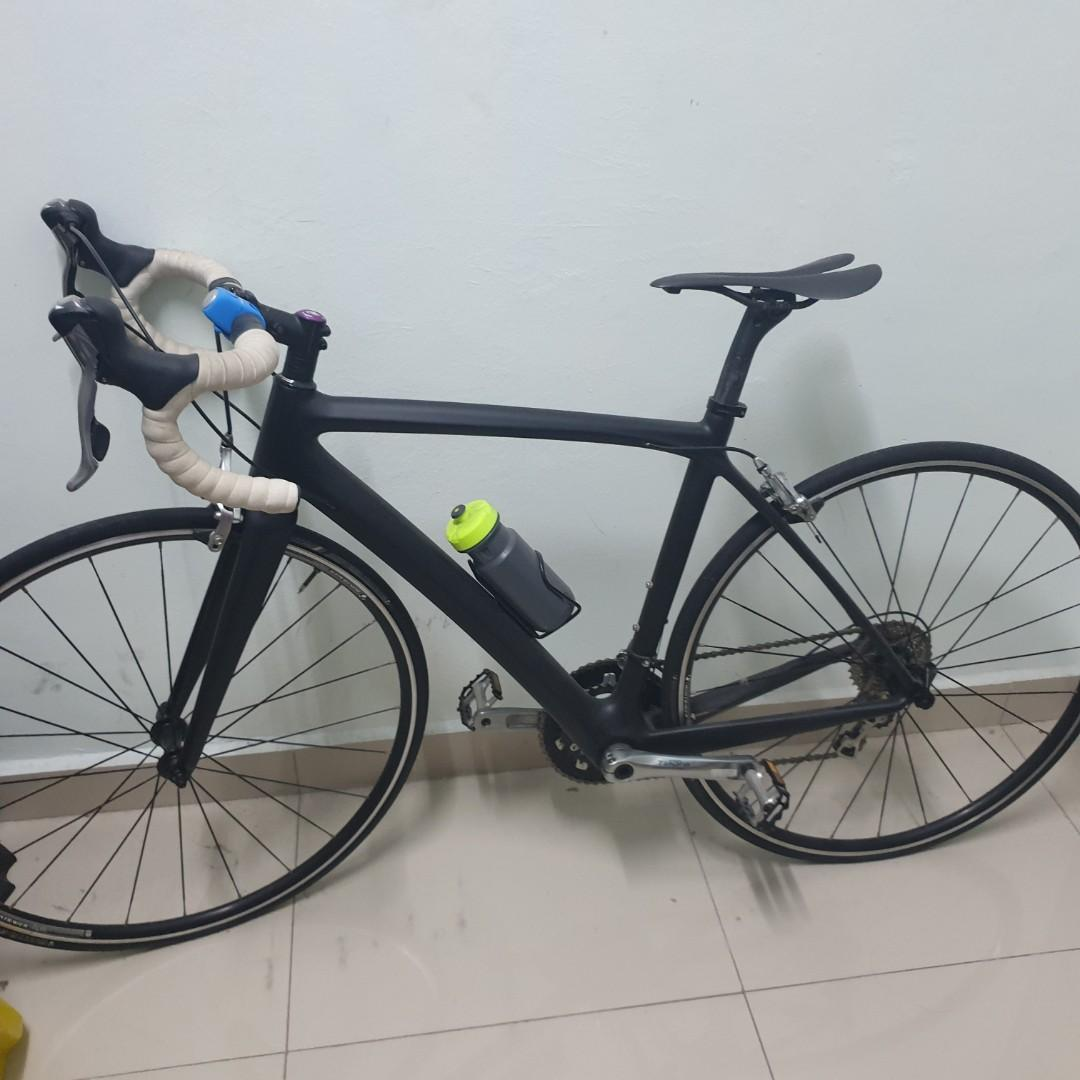 Carbon bicycle for sale