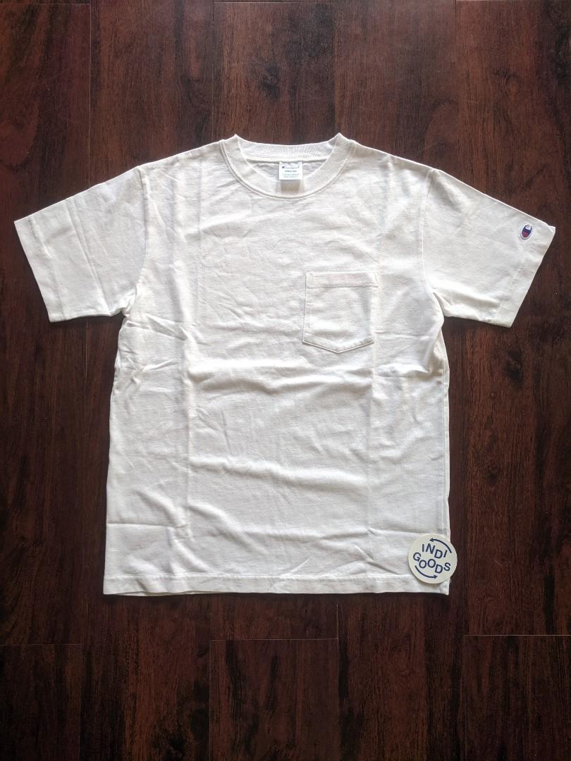 Champion Basic Pocket Tee White Colorways