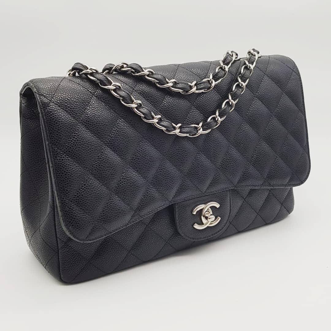 Chanel Classic Jumbo Single Flap