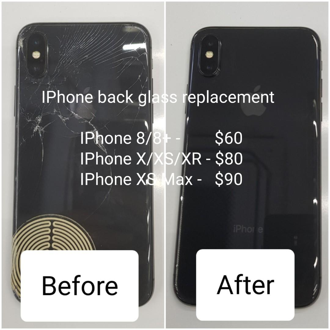 Lowest in price for iphone cracked screen replacement