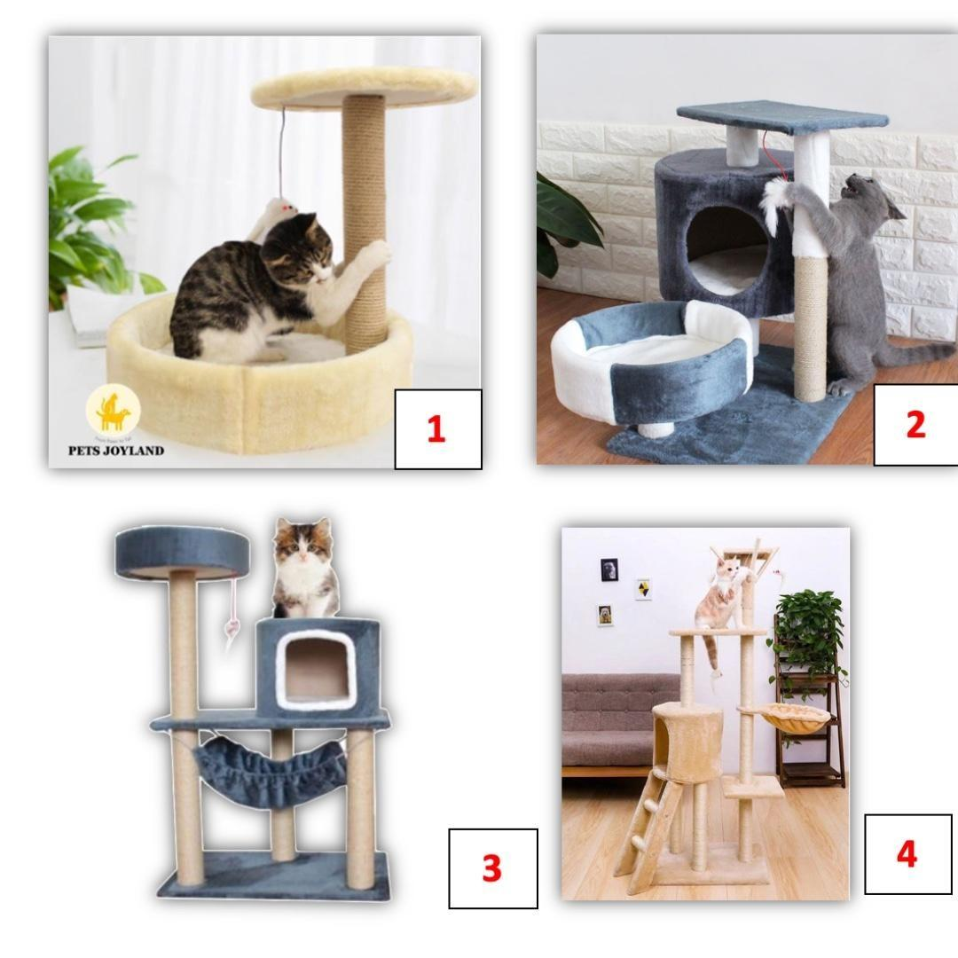CLEARANCE Small Cat Condo/ Cat House / Cat Tree
