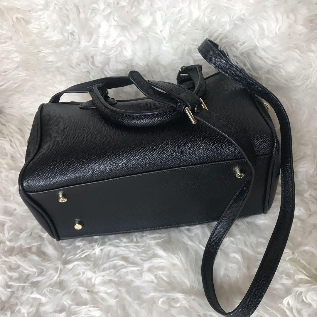 Coach Mini Bennet Hitam