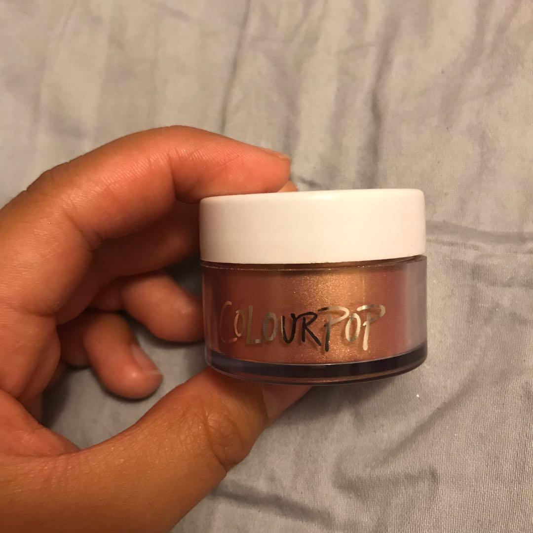 Colourpop Luster Dust Highlight