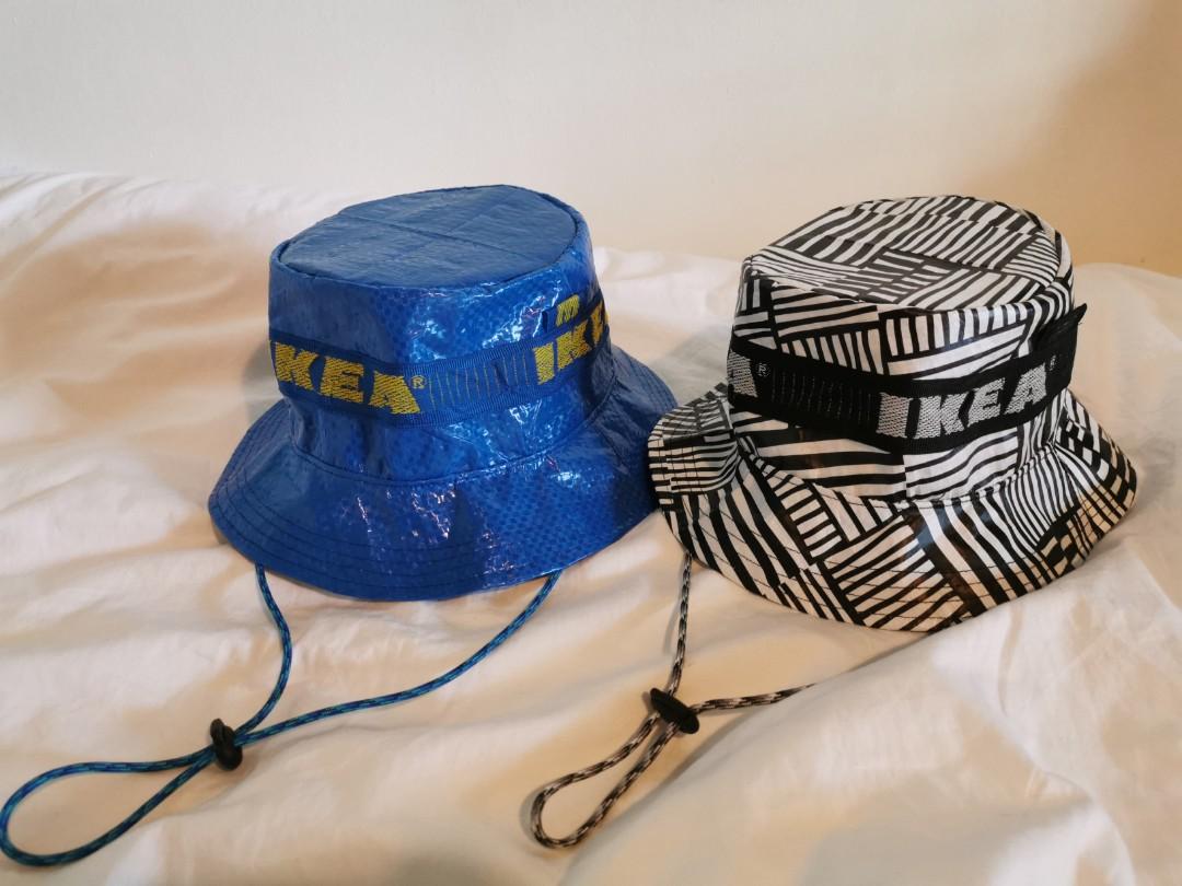 Custom Made Ikea Bucket Hat Men S Fashion Accessories Caps Hats On Carousell