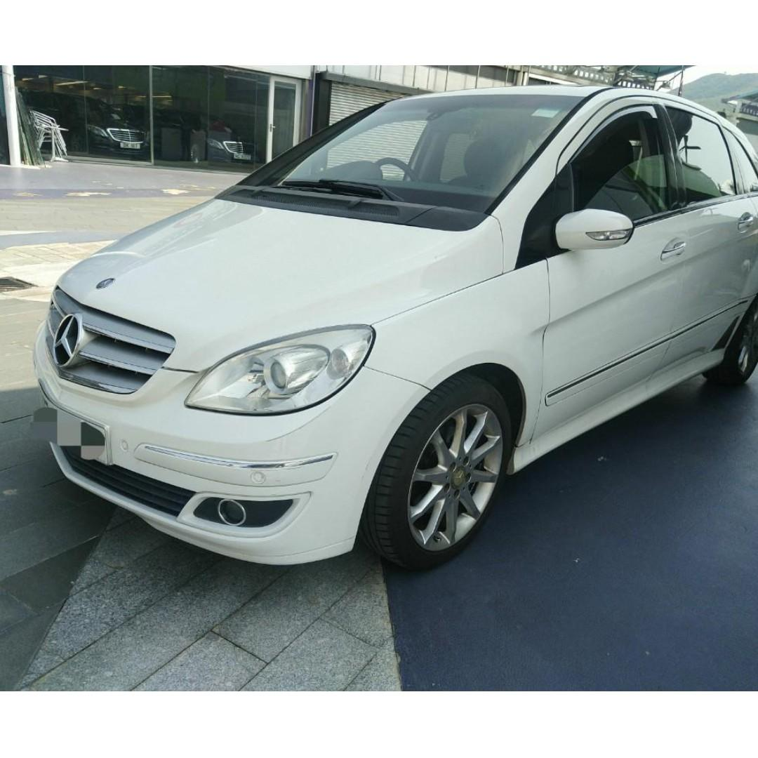 MERCEDES-BENZ B200 Turbo 2006