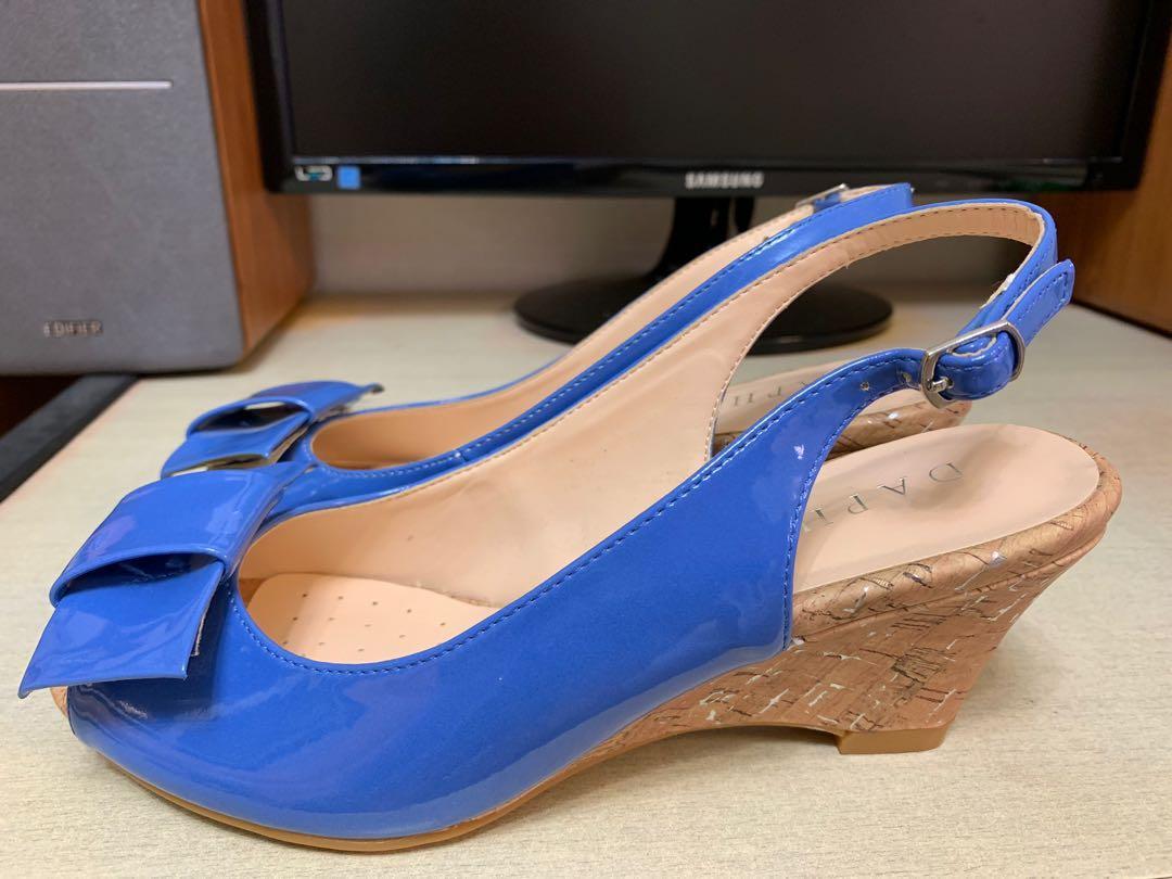 《大減價》Daphne 蝴蝶結高踭鞋