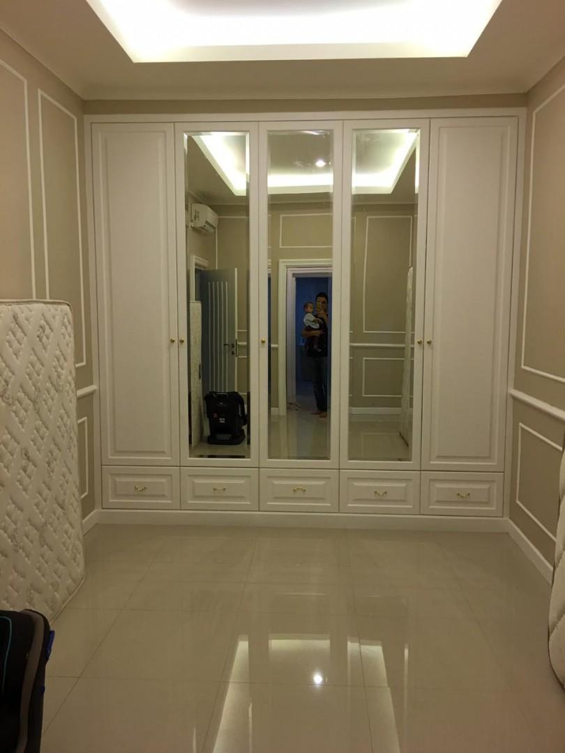 Dijual rumah area bintaro sektor 9 full furnish siapa cepat dia dapat
