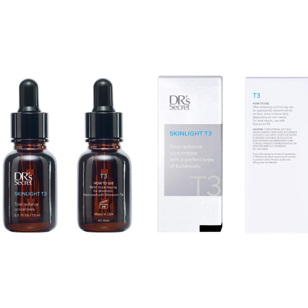 DR's Secret Skinlight T3 #3 - 15ML