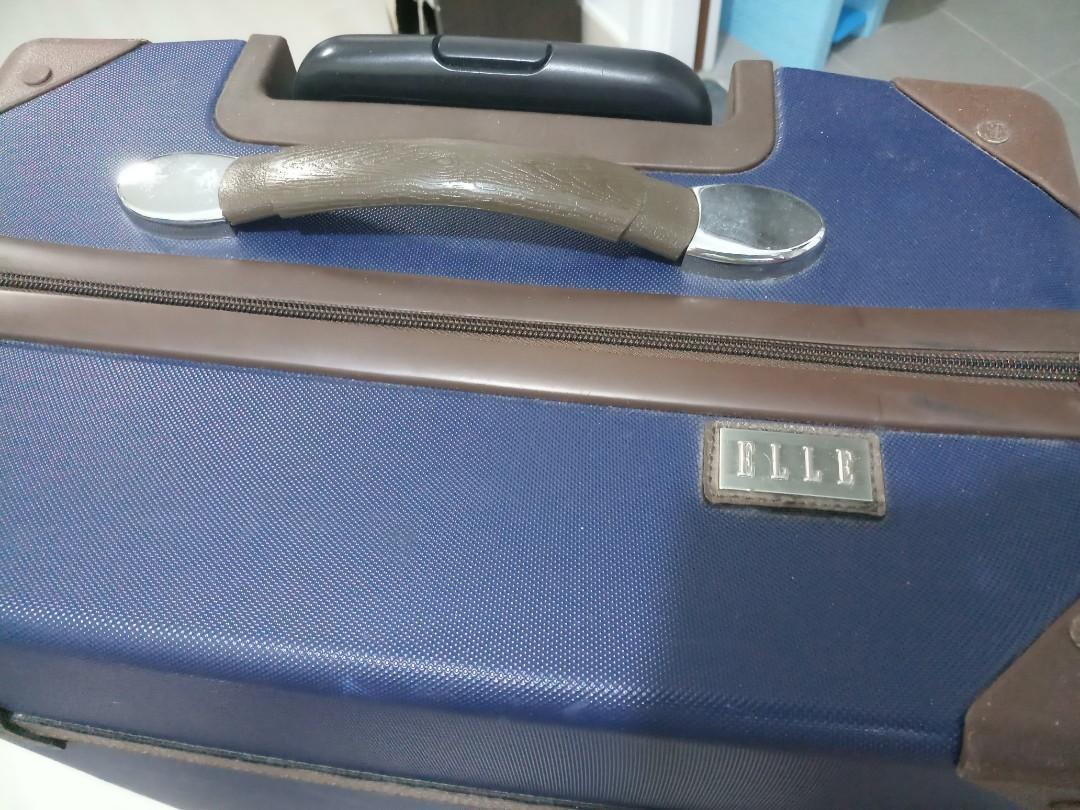 """Elle Baggage 24""""行李箱24吋"""