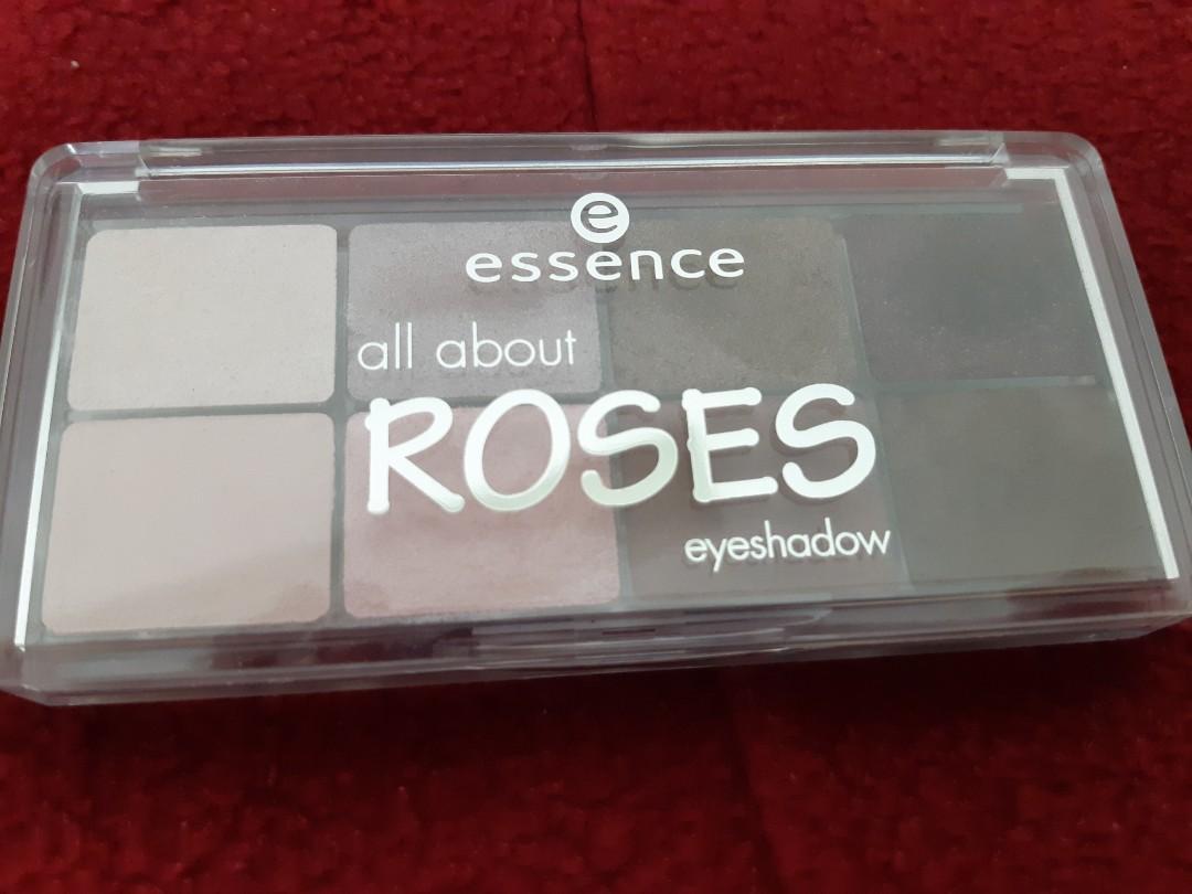 essence 03 roses 眼影盤