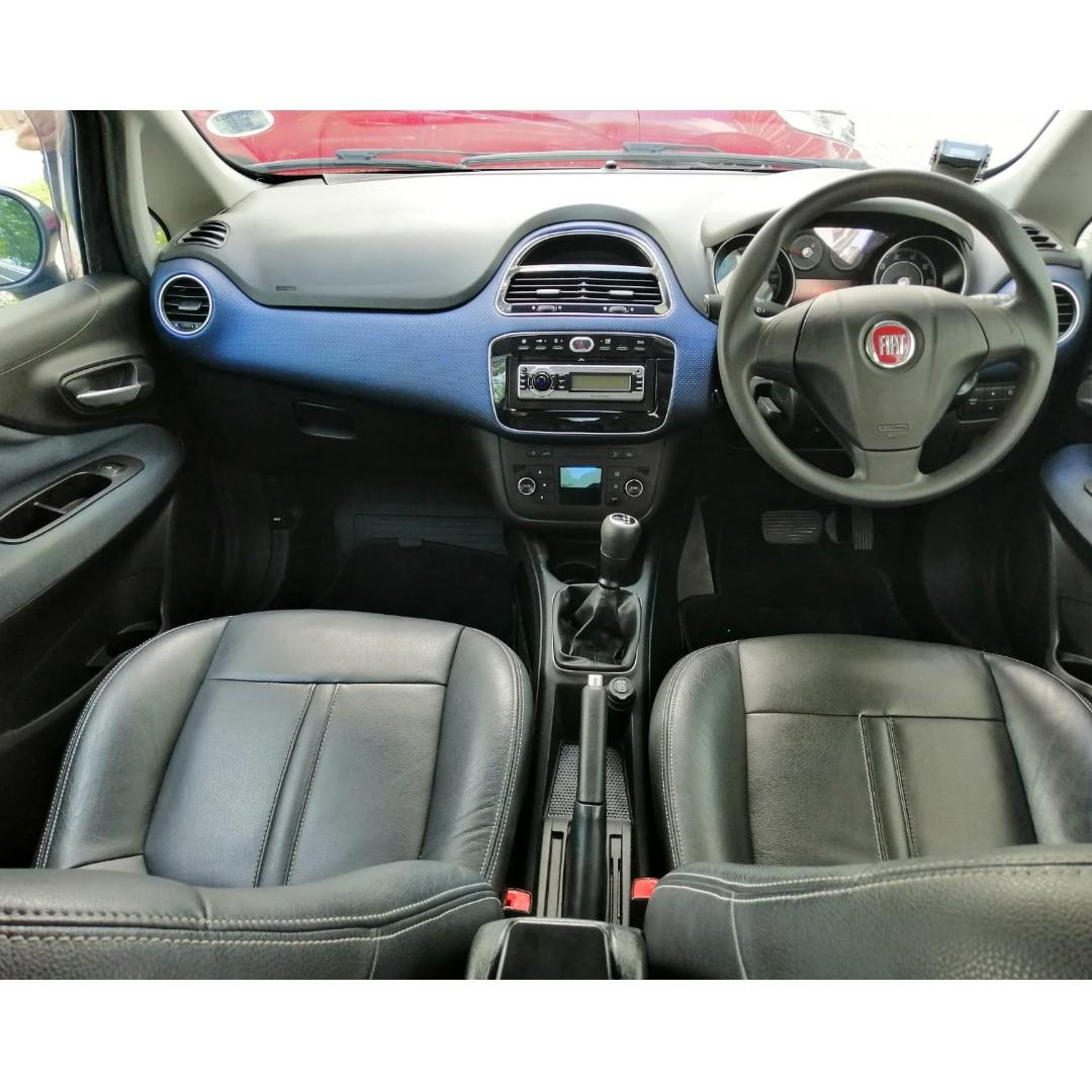 Fiat Punto Evo 1.3A - Anytime ! Any day! Your Decision!!