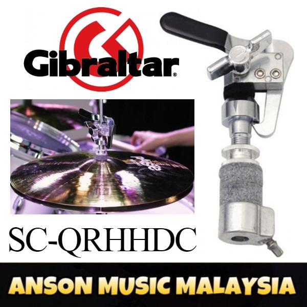 Gibraltar Quick Release Hi Hat Drop Clutch #SC-QRHHDC NEW