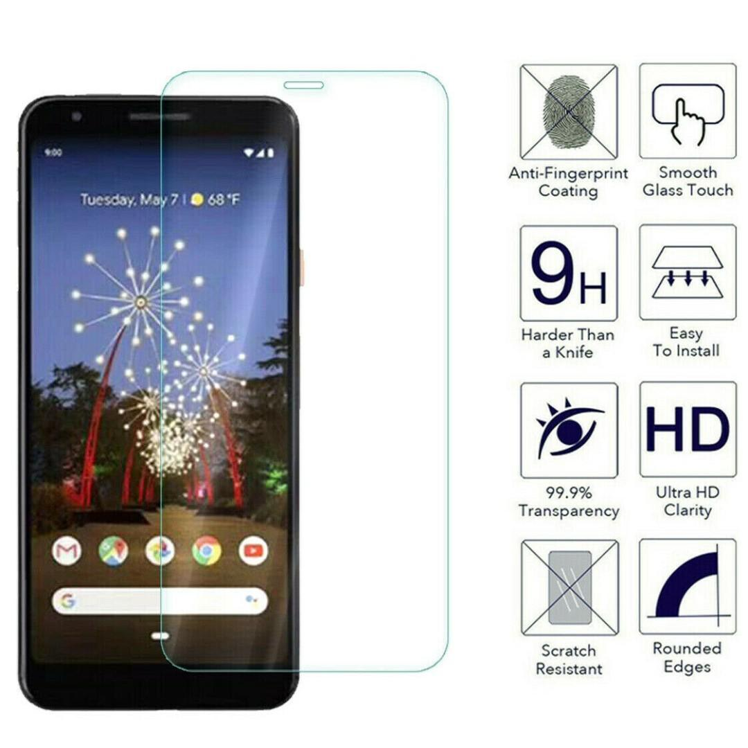 Google Pixel 4 / 4XL Screen Protector Tempered Glass 9H