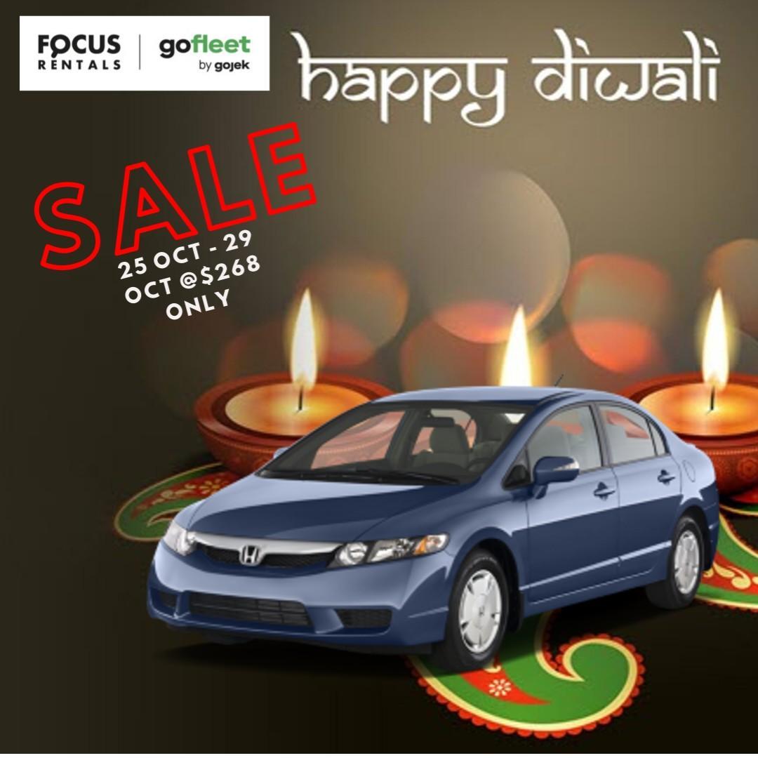Happy Deepavali Rental
