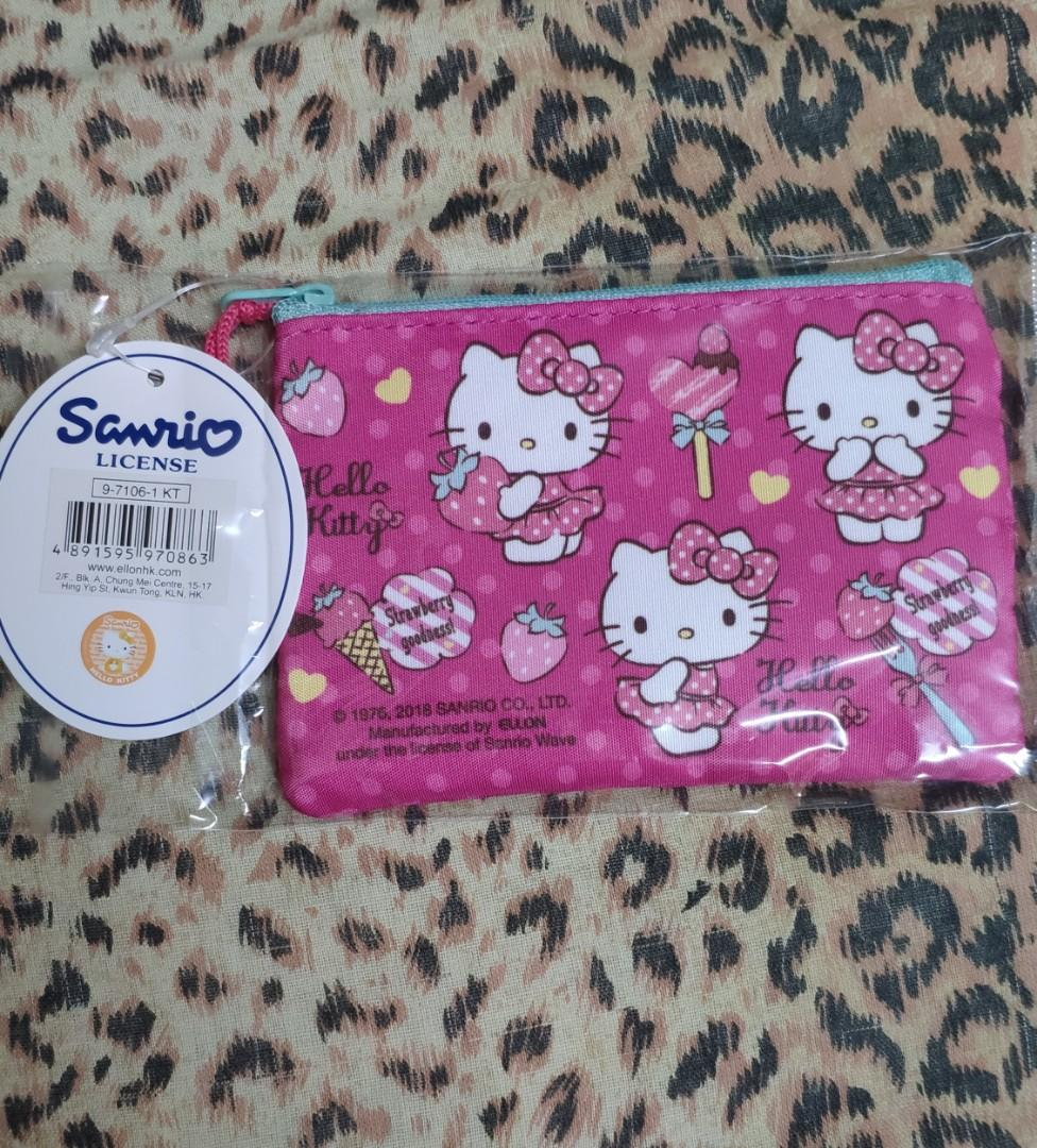 Hello Kitty 小物袋