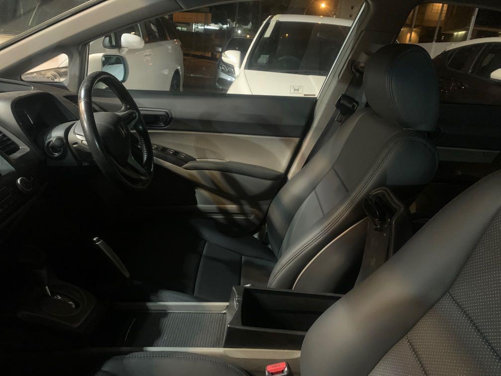 Honda Civic 1.6 VTI (A)