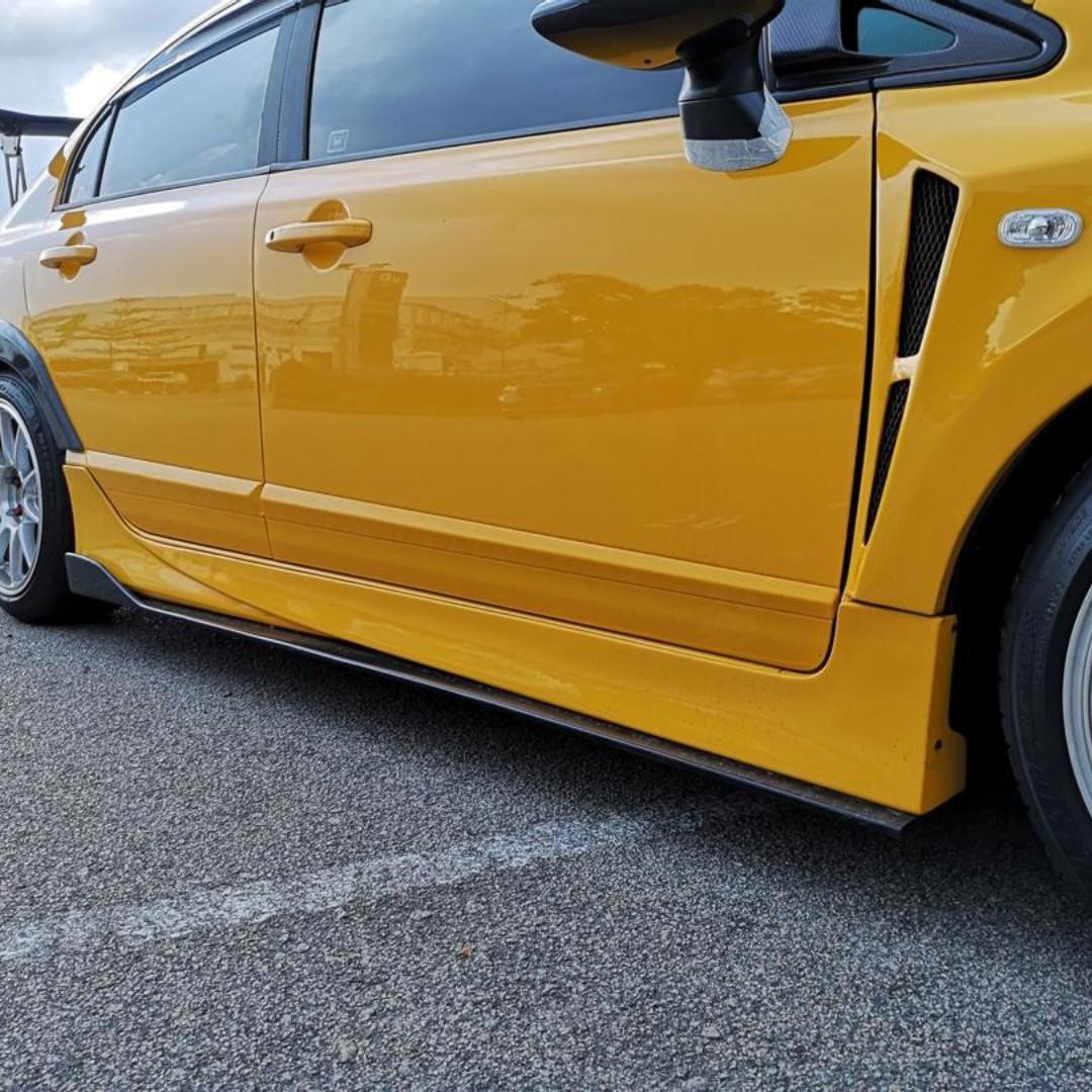 Honda Civic FD J`s Racing Bodykit