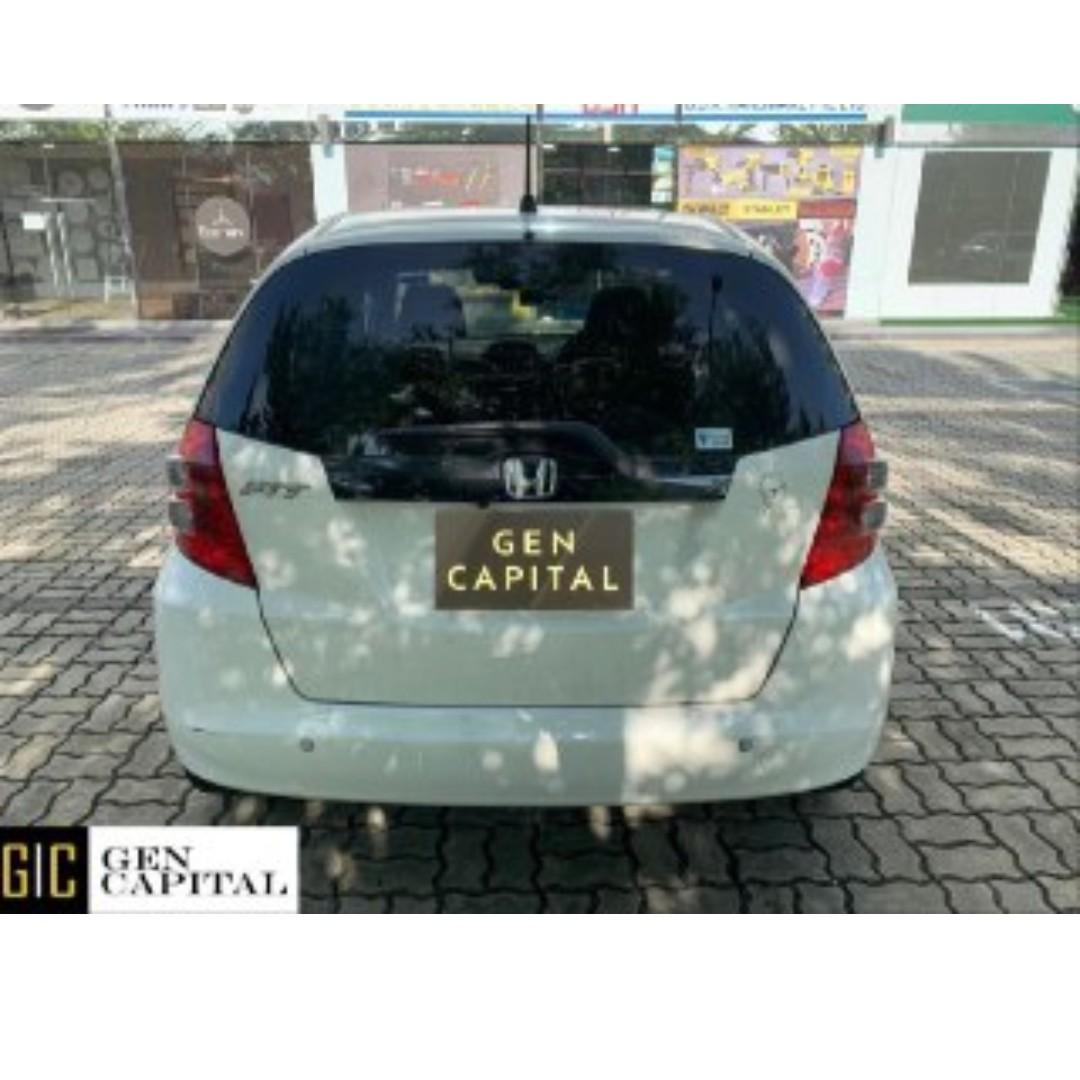 Honda Fit 1.3A - Any time ! Any day! Your Decision!!
