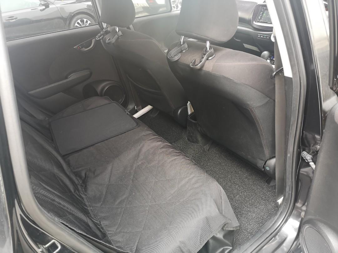 Honda Fit 1.5 RS Auto