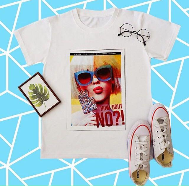 How Bout Now T-Shirt