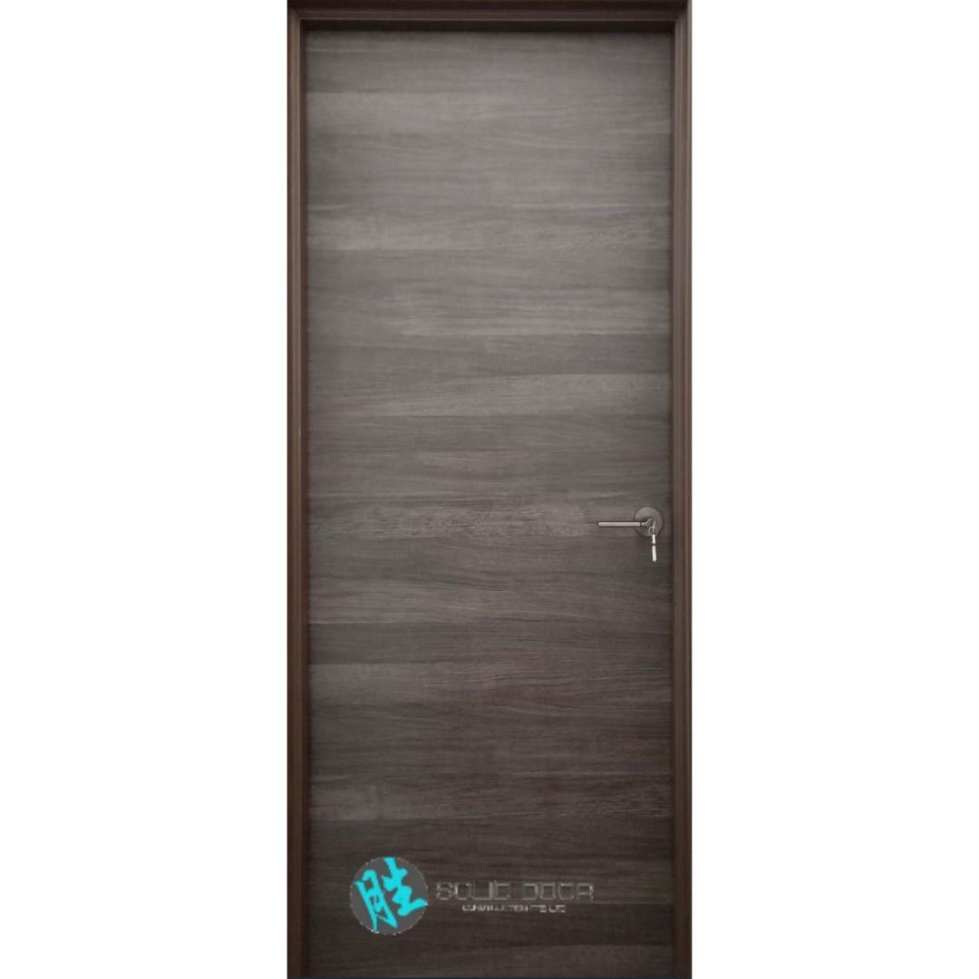 HPL Solid Doors for HDB & BTO