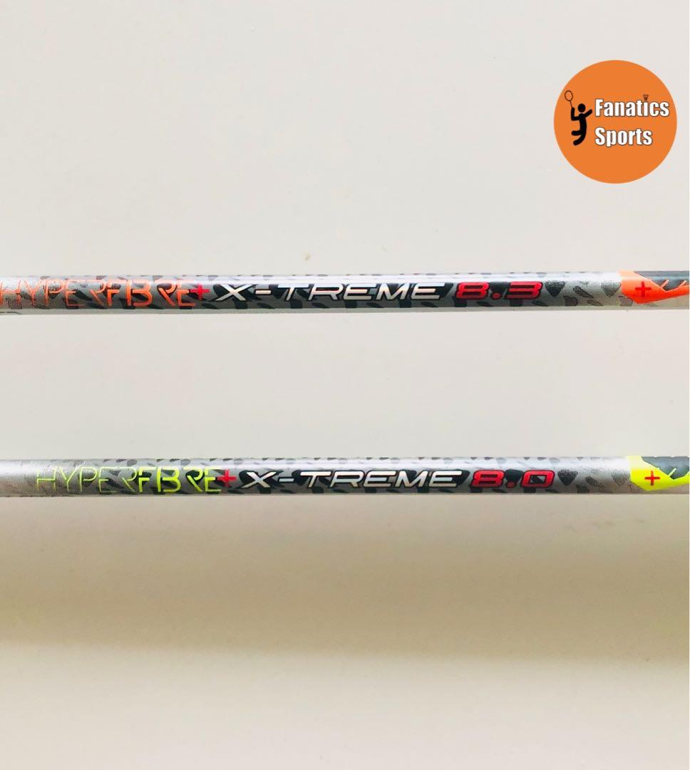 [CRAZY SALES] Brand New Dunlop Hyperfibre+ X-Treme Series Badminton Rackets