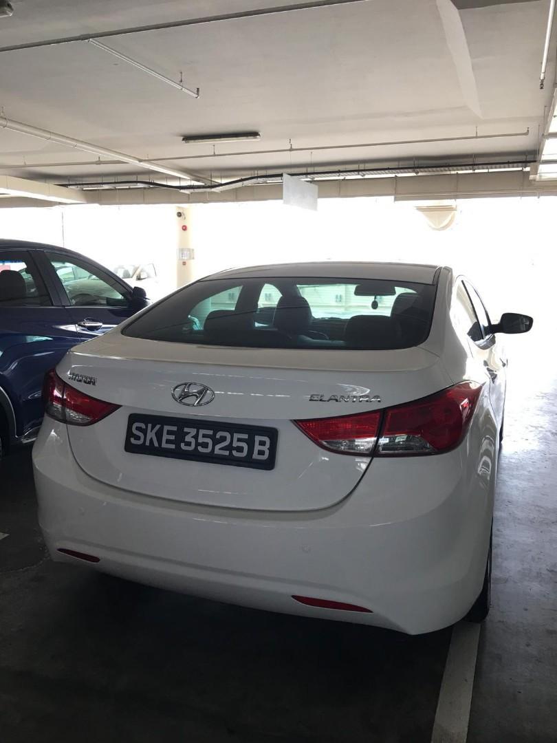 Hyundai Elantra 1.6A Elite