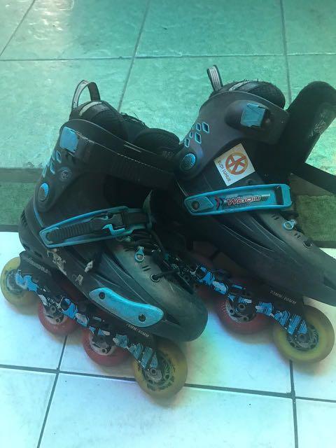 Inline Skate - weiqiu