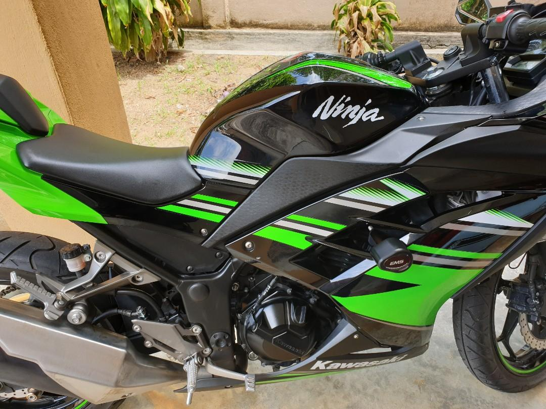 Kawasaki Ninja 250SL model 2016